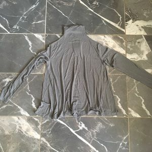 NWT Zara gray w&D collection size small